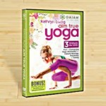 Gaiam Aim True Yoga DVD with Kathryn Budig Review