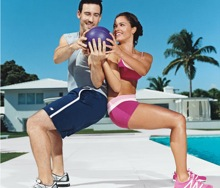 couples workout Losing Weight Together