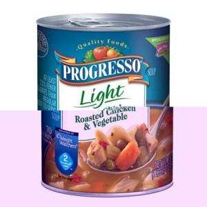 Light Roasted Chicken & Veg Soup