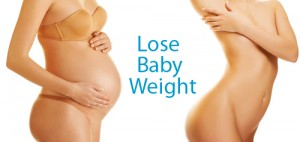 lose baby weight 300x142 How to Lose Baby Weight the Healthy Way