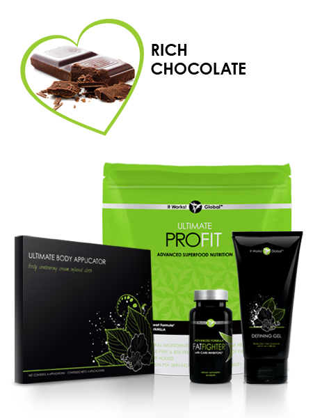 AU Fit Pack Choc 10 1 12 Weight Loss Products