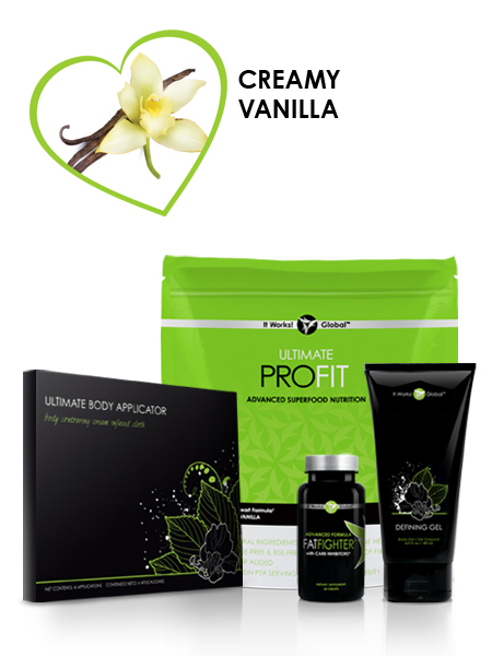 AU Fit Pack Van 10 1 12 Weight Loss Products