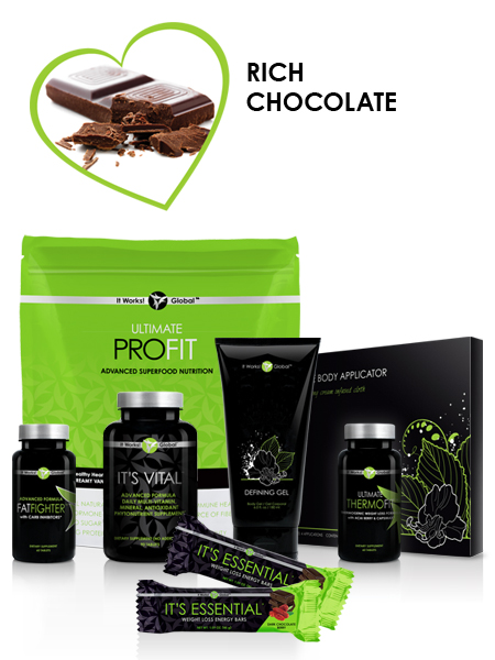 AU Ultimate Pack Choc 10 1 12 Weight Loss Products