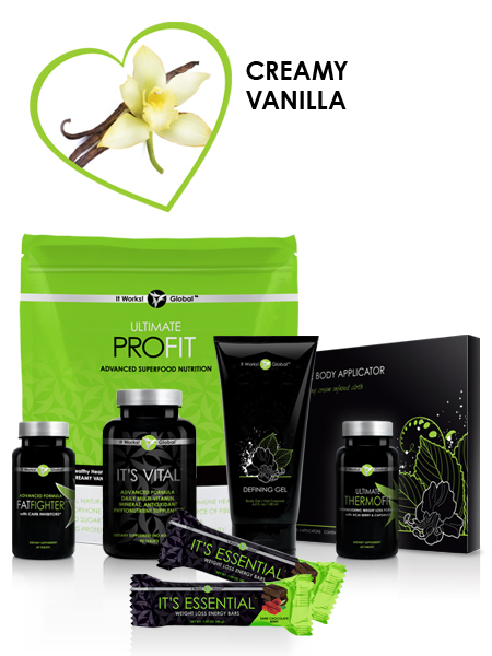 AU Ultimate Pack Van 10 1 12 Weight Loss Products