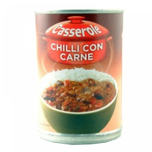 Casserole Chilli Con Carne 300x300 Recipe for Chilli con Carne