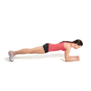 #30DayAbChallenge - Planks
