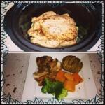 Healthy Chicken Dinner