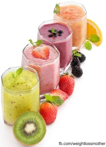 4 Shakes 217x300 FREE Healthy Shake Recipes