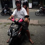 Overcoming Fear – Motorbikes and Massages Ubud